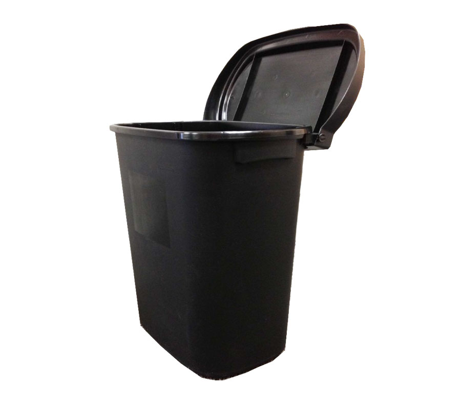 50 Quart TripleRCan® with Flip Top Lid