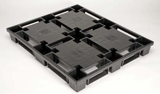 "40""x48"" TMF Stack Nest Plastic Pallet"
